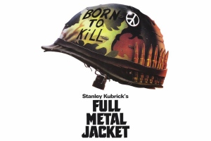 Full metal jacket born to kill helmet