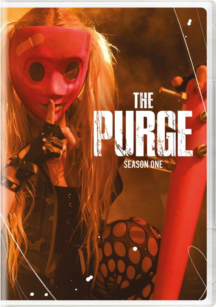 The Purge Serie Amazon Prime